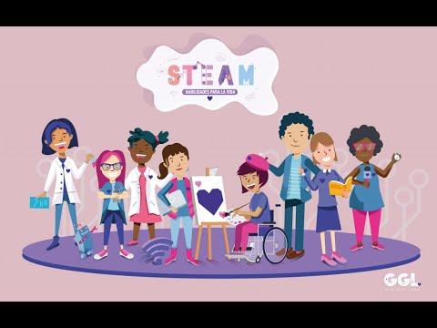 Steam y género. Fomentar el interés por Steam en las niñas